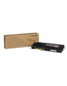 Xerox Phaser 6600/WorkCentre 6605. keltainen värikasetti (normaali kapasiteetti, 2 000 sivua) Xerox 106R02247 - 1