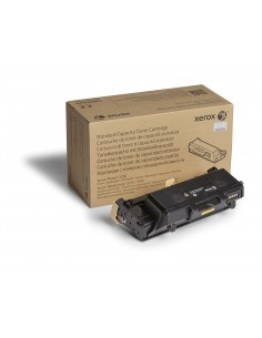Xerox Phaser 3330 WorkCentre 3335/3345 MUSTA värikasetti (normaali kapasiteetti, 2600 sivua) Xerox 106R03620 - 1