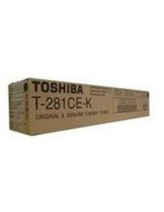 Toshiba T-281CE-K Alkuperäinen Musta 1 kpl Toshiba T281EK - 1