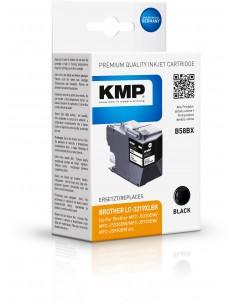 KMP 1537.4001 mustekasetti Yhteensopiva Musta 1 kpl Kmp Creative Lifestyle Products 1537,4001 - 1