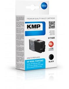 KMP 1756,0201 värikasetti Compatible Musta 1 kpl Kmp Creative Lifestyle Products 1756,0201 - 1