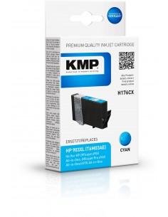 KMP 1757.0003 värikasetti Yhteensopiva Syaani 1 kpl Kmp Creative Lifestyle Products 1757,0003 - 1
