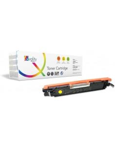 CoreParts QI-HP1011Y värikasetti Yhteensopiva Keltainen 1 kpl Coreparts QI-HP1011Y - 1