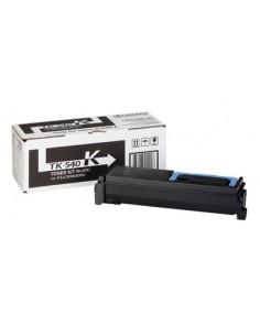 KYOCERA TK-540K Alkuperäinen Musta 1 kpl Kyocera 1T02HL0EU0 - 1