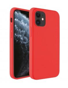 """Vivanco Hype matkapuhelimen suojakotelo 15,5 cm (6.1"""") Suojus Punainen Vivanco 62152 - 1"""
