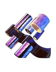 Zebra Media 2300 Wax Ribbon, 12 pcs färgband för skrivare Zebra 02300GS11007 - 1