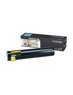 Lexmark C930H2YG värikasetti 1 kpl Alkuperäinen Keltainen Lexmark C930H2YG - 1