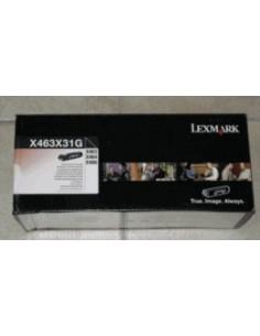 Lexmark X463X31G toner cartridge 1 pc(s) Original Black Lexmark X463X31G - 1