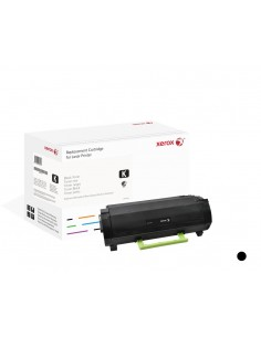 Xerox Black . Equivalent to Lexmark 50F2X00. Compatible with MS410, MS415, MS510, MS610 Xerox 006R03392 - 1