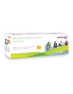 Xerox Yellow . Equivalent to HP CF542A. Compatible with LaserJet Pro M254, M281, MFP M280 Xerox 006R03616 - 1