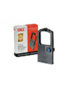 OKI 09002309 tulostinnauha Musta Oki 09002309 - 1