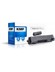KMP 2913,0000 värikasetti Musta 1 kpl Kmp Creative Lifestyle Products 2913,0000 - 1