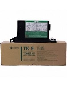 KYOCERA TK-9 värikasetti Alkuperäinen Musta Kyocera TK-9 - 1
