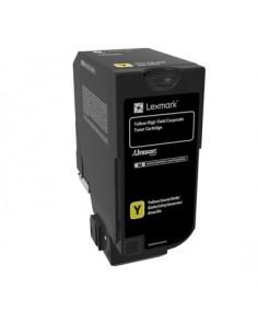 Lexmark 84C2HYE toner cartridge 1 pc(s) Original Yellow Lexmark 84C2HYE - 1