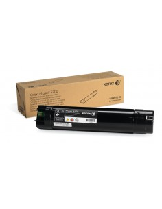 Xerox Genuine Phaser 6700 Black High Capacity (18,000 pages) - 106R01510 Xerox 106R01510 - 1