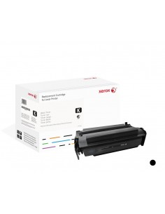 Xerox Black . Equivalent to Lexmark 12A7315, 12A7415. Compatible with T420 Xerox 106R01554 - 1