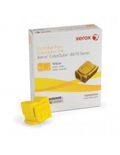 Xerox Colorqube 8870 -Värivaha, Keltainen (6 Palaa 17300 Sivua) Xerox 108R00956 - 1
