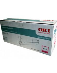 OKI 01247402 värikasetti Alkuperäinen Magenta 1 kpl Oki 01247402 - 1
