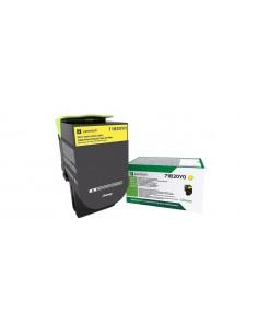 Lexmark 71B20Y0 värikasetti 1 kpl Alkuperäinen Keltainen Lexmark 71B20Y0 - 1