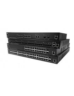 Cisco SX350X-24-K9-EU verkkokytkin Hallittu L2/L3 10G Ethernet (100/1000/10000) Musta Cisco SX350X-24-K9-EU - 1