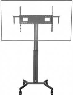 "Vision VFM-F31/WXL monitor mount / stand 2.29 m (90"") Black Vision VFM-F31/WXL - 1"
