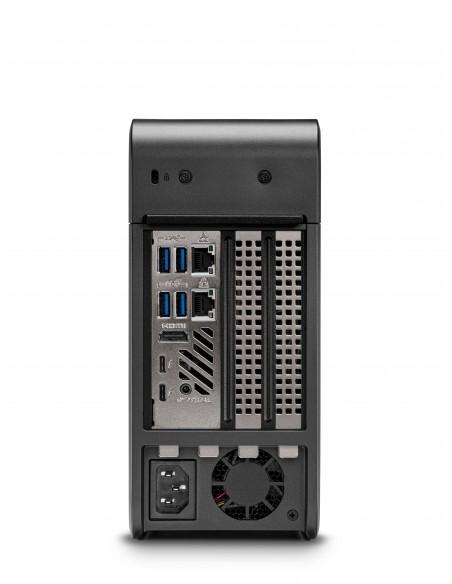 Intel NUC BXNUC9I7QNX datorhölje & moderkort Svart Intel® CM246 BGA 1440 i7-9750H 2.6 GHz Intel BXNUC9I7QNX - 3