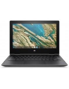 "HP Chromebook x360 11 G3 EE 29.5 cm (11.6"") 1366 x 768 pixels Touchscreen Intel® Celeron® 4 GB LPDDR4-SDRAM 32 eMMC Wi-Fi 5 Hp 9"