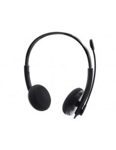Sandberg 325-41 hörlur och headset Huvudband 3.5 mm kontakt Svart Sandberg 325-41 - 1