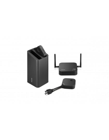 Benq InstaShow WDC10 langaton esitysjärjestelmä HDMI Työpöytä Benq 9H.JF878.N5E - 2