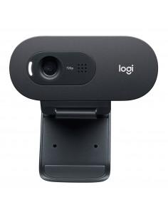 Logitech C505e verkkokamera 1280 x 720 pikseliä USB Musta Logitech 960-001372 - 1