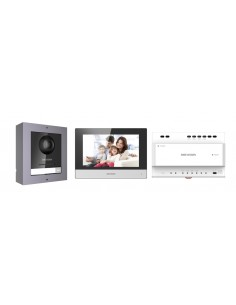 Hikvision Digital Technology DS-KIS702 intercom system accessory Hikvision DS-KIS702 - 1