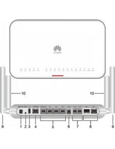 Huawei Ar617vw-lte4ea, 1*ge Combo Wan, 4*ge Lan, 1*vdsl2, 2*fxs, Huawei 50010479 - 1