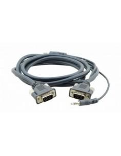 Kramer Vga & 3.5mm Stereo Audio Micro Cable 3.6m Kramer 92-7301012 - 1