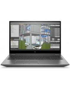 "HP ZBook Fury 15 G7 Mobiilityöasema 39.6 cm (15.6"") 1920 x 1080 pikseliä 10. sukupolven Intel® Core™ i9 32 GB DDR4-SDRAM 1000 Hp"