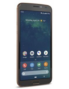 "Doro 8080 - hvid 4G 32 GB GSM 14.5 cm (5.7"") 3 Yksittäinen SIM USB Type-C Musta Android 9.0 3200 mAh Doro 7703 - 1"