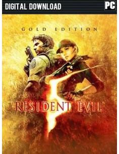 Capcom Act Key/resident Evil 5 - Gold Edition Capcom 793833 - 1