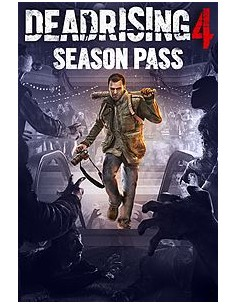 Capcom Act Key/dead Rising 4 - Season Pass Capcom 861298 - 1