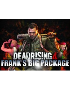 Capcom Dead Rising 4: Frank's Big Package PC Perus+lisäosa Englanti Capcom 861328 - 1