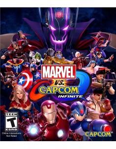 Capcom Marvel vs. Infinite PC Perus Capcom 861604 - 1