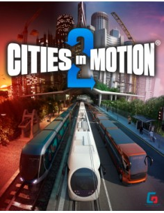 Paradox Interactive Cities in Motion 2 PC/Mac/Linux Perus Paradox Interactive 761230 - 1