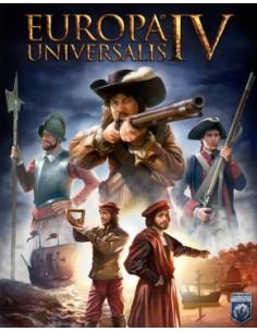 Paradox Interactive Europa Universalis IV, PC/Mac/Linux Perus Englanti Paradox Interactive 763500 - 1