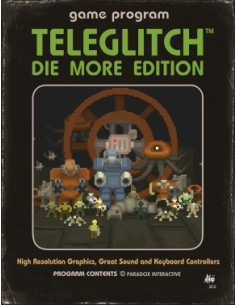 Paradox Interactive Teleglitch: Die More Edition, PC/Mac/Linux Englanti Paradox Interactive 764629 - 1