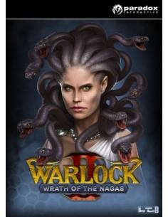 Paradox Interactive Warlock 2: Wrath of the Nagas Videopelin ladattava sisältö (DLC) PC Paradox Interactive 787516 - 1
