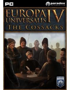 Paradox Interactive Europa Universalis IV: Cossacks Videopelin ladattava sisältö (DLC) PC/Mac/Linux Paradox Interactive 803588 -