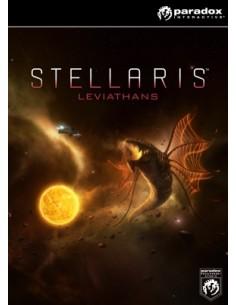 Paradox Interactive Stellaris: Leviathans Story Pack Videopelin ladattava sisältö (DLC) PC/Mac/Linux Paradox Interactive 818393