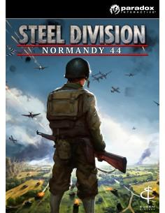 Paradox Interactive Steel Division: Normandy 44 Deluxe Edition PC Monikielinen Paradox Interactive 822874 - 1