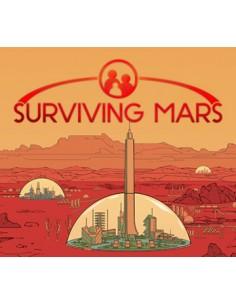 Paradox Interactive Surviving Mars PC/Mac/Linux Perus Englanti Paradox Interactive 833546 - 1