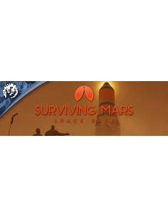 Paradox Interactive Act Key/surviving Mars Space Race Plus Paradox Interactive 846973 - 1