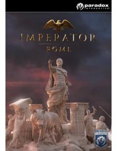 Paradox Interactive Act Key/imperator: Rome Deluxe Edition Paradox Interactive 849078 - 1