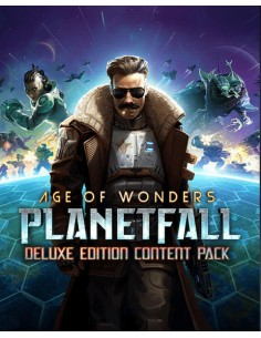Paradox Interactive Age of Wonders: Planetfall Deluxe Edition Content Pack PC Englanti Paradox Interactive 854329 - 1